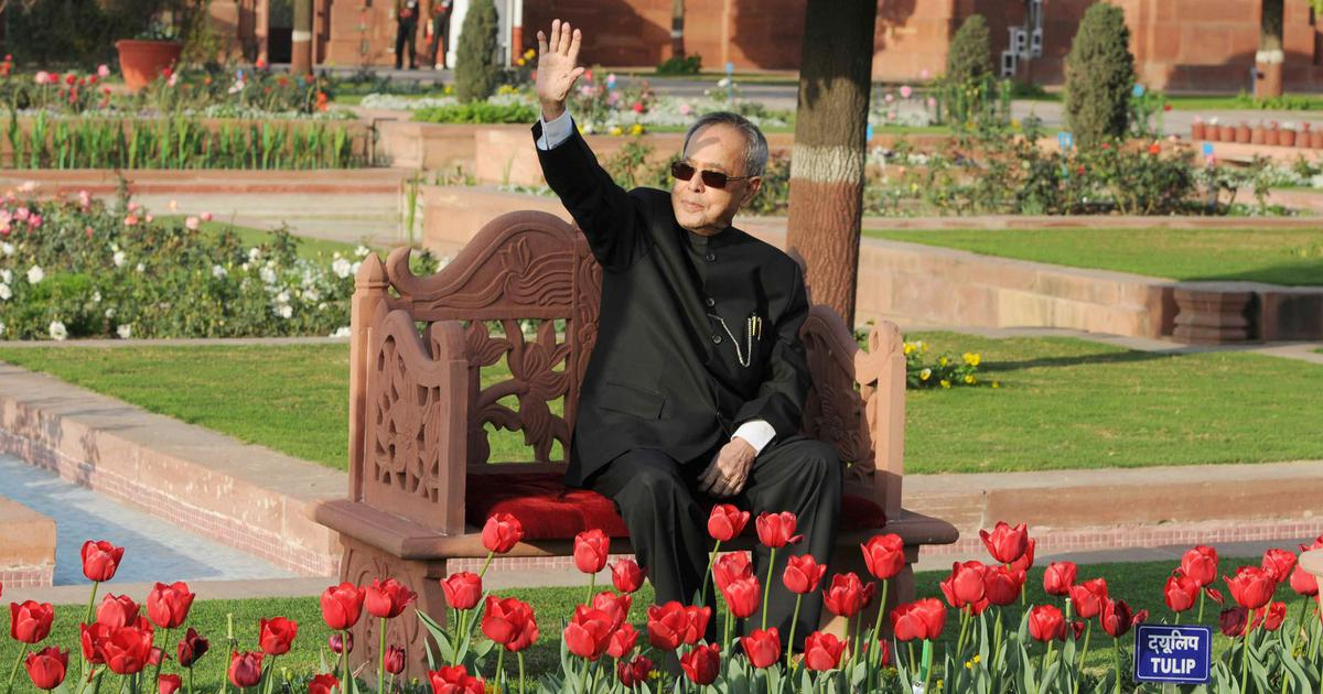 Analysis: Citizen Pranab Mukherjee has shown he still wants to be India's prime minister