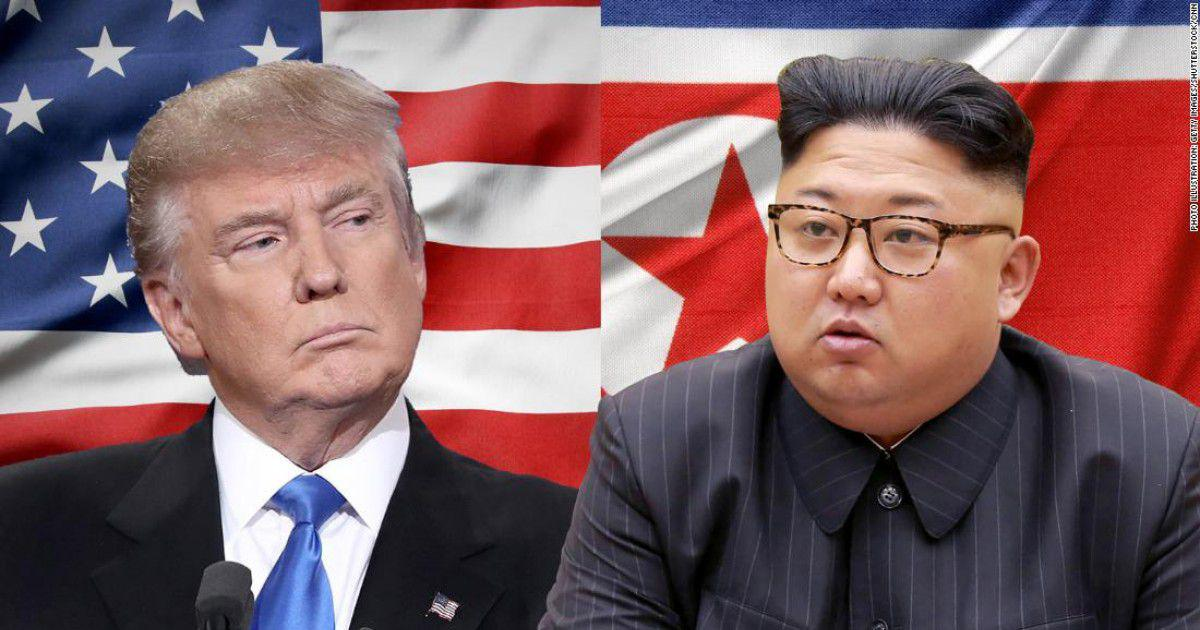 Donald Trump says the June 12 summit with North Korea will go ahead