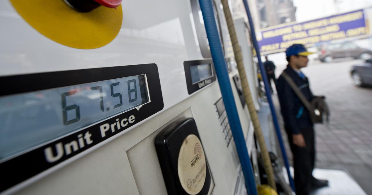Fuel prices cut by nine paise in New Delhi, Kolkata, Mumbai and Chennai