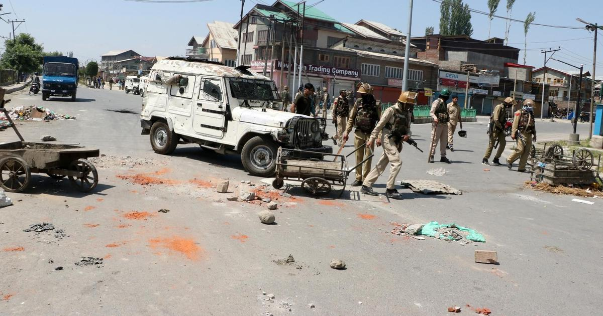 The big news: Cases filed after CRPF van allegedly kills youth in Srinagar, and 9 other top stories