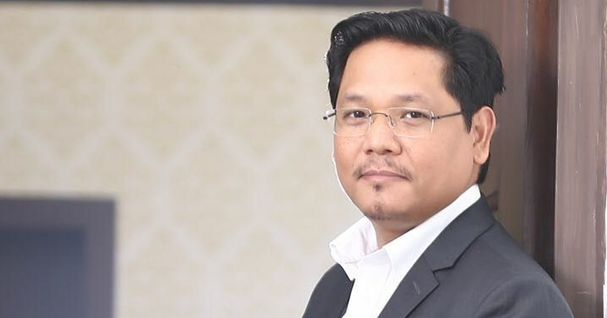 Chief Minister Conrad Sangma alleges unidentified groups sponsored Shillong violence