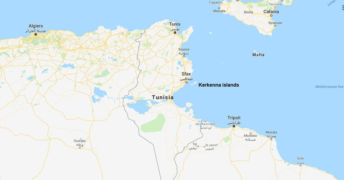 At least 48 refugees killed as boat capsizes off Tunisia's coast