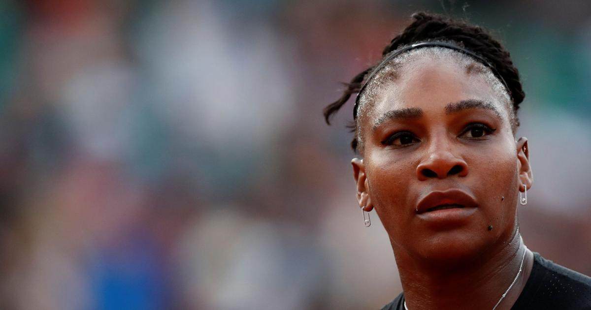 'I'm beyond disappointed': Injured Serena pulls out of French Open ahead of Sharapova clash