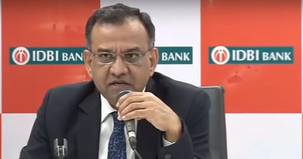 Rbi Deputy Governor: Idbi Bank'S Mahesh Kumar Jain Appointed For The Post