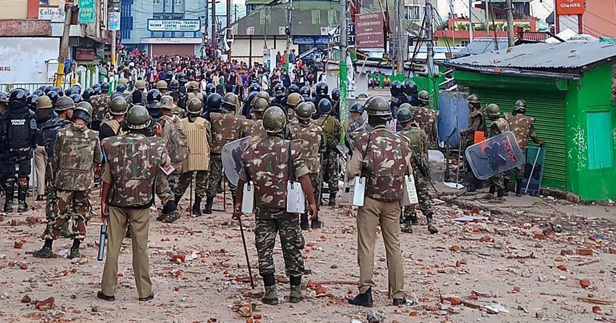 Khasi-Sikh clash shows Shillong remains a communal tinderbox, driven by tribal angst