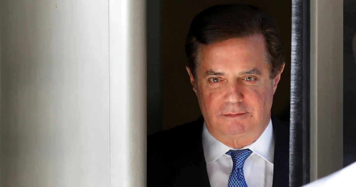 US: President Donald Trump's former aide Paul Manafort accused of tampering with witnesses