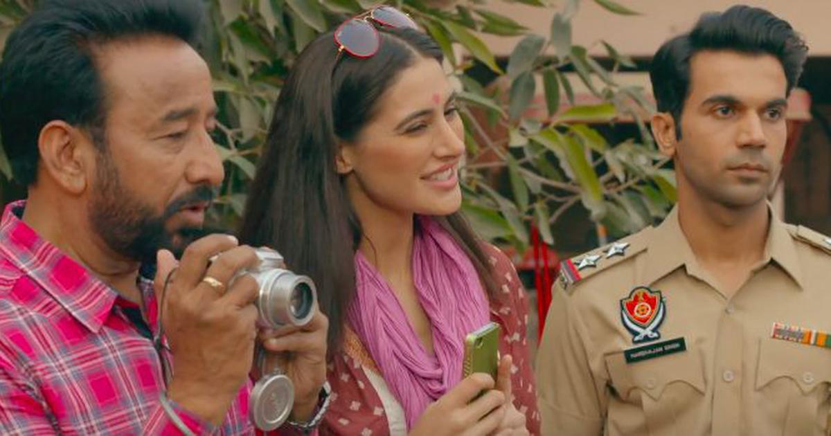 Trailer talk: Rajkummar Rao helps Nargis Fakhri understand the big fat Indian wedding
