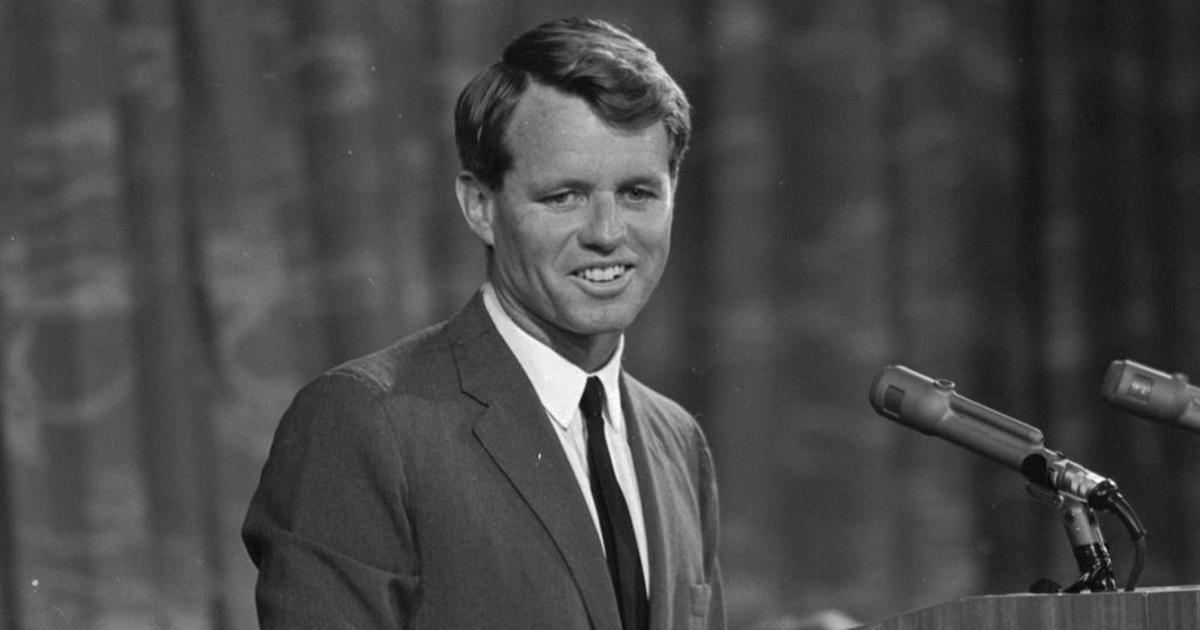 How Robert F Kennedy became an improbable liberal hero