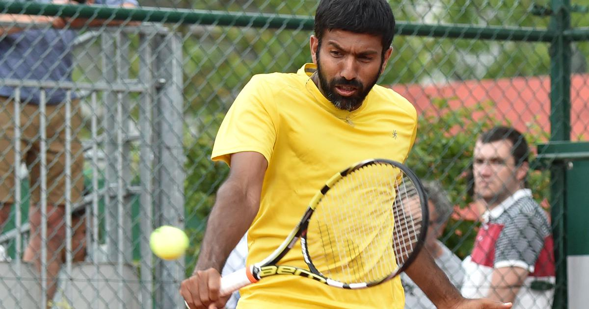 French Open: Bopanna, Roger-Vasselin defeated in quarters, India's campaign at Roland Garros ends