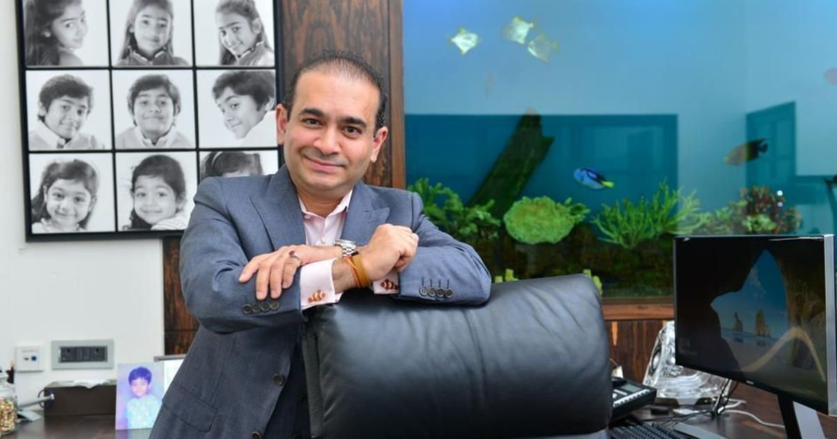 Nirav Modi diverted PNB funds to 15 dummy companies overseas, says Enforcement Directorate: Report