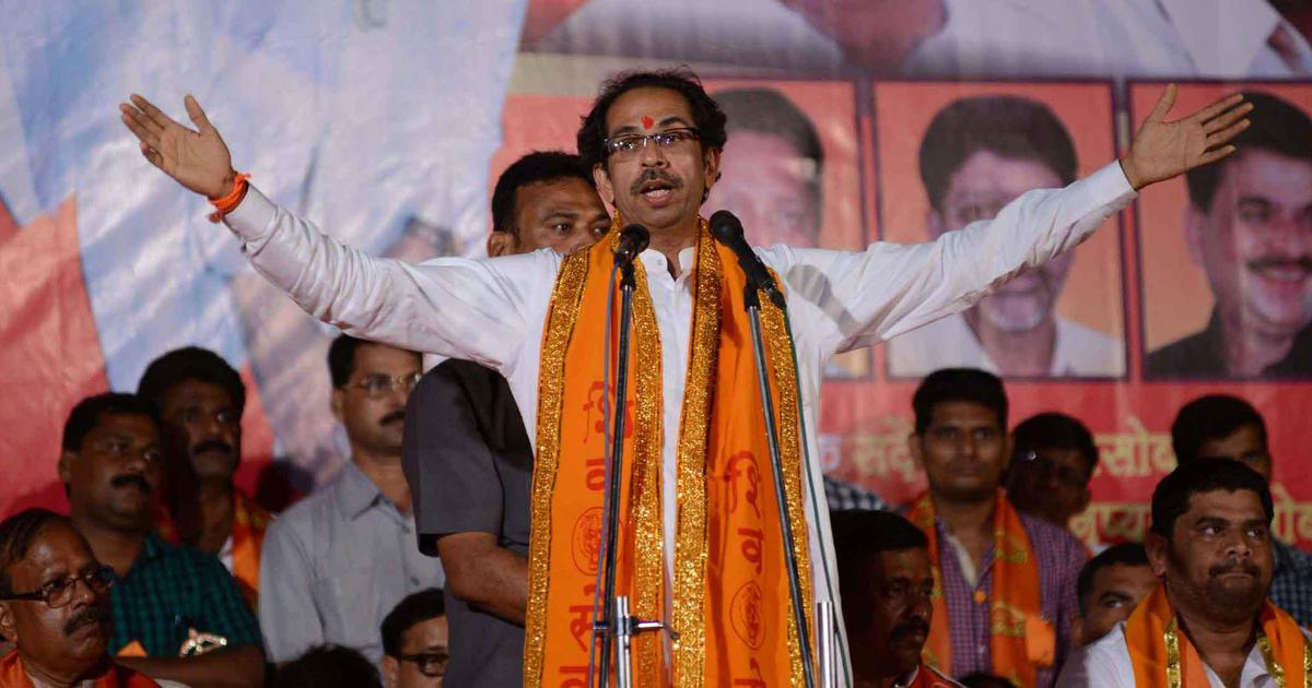 Shiv Sena mocks BJP's 'Sampark for Samarthan' ahead of Amit Shah's meeting with Uddhav Thackeray