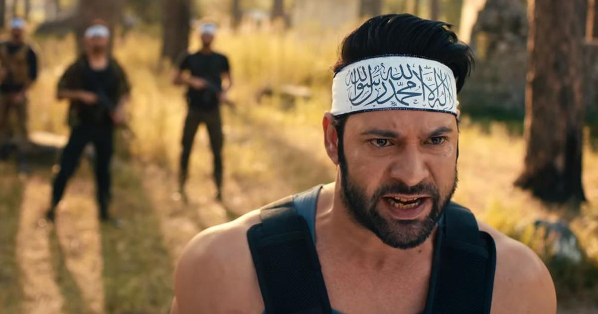 Armed crusaders seek to liberate Kashmir in Pakistan's Eid release 'Azaadi'