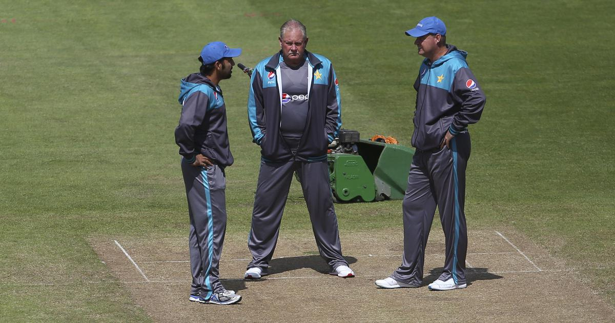 Steve Rixon to step down as Pakistan's fielding coach after Scotland T20s
