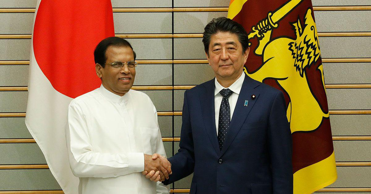 Sri Lanka is helping Japan contain an increasingly assertive China. Can it afford to?