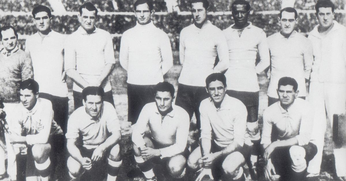 Ahead Of Russia 2018 A Brief History Of Fifa World Cup Uruguay 1930 When It All Began