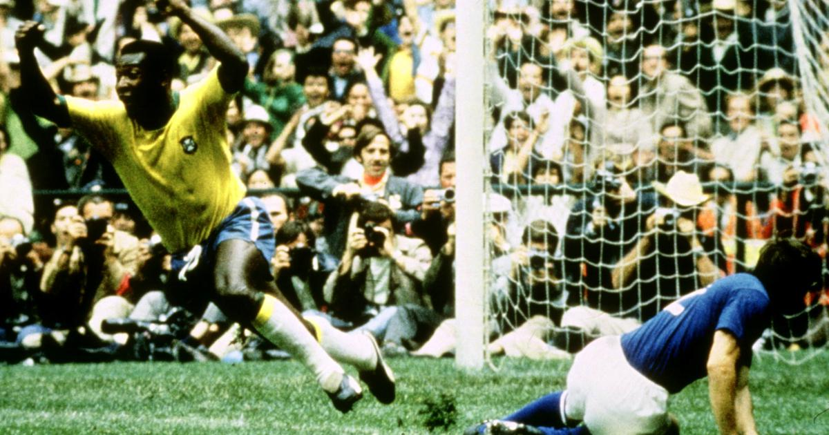 A brief history of Fifa World Cup: Mexico 1970, when Pele created history, and Brazil, art