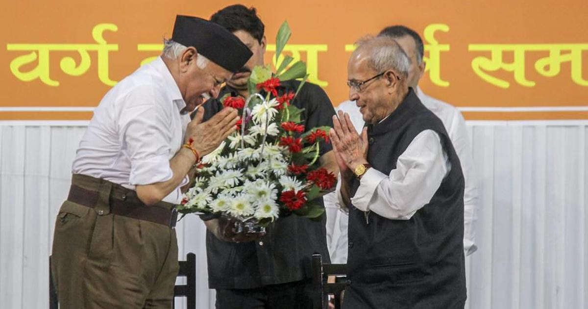 Pranab Mukherjee defends pluralism at RSS HQ, but will context speak louder than content?