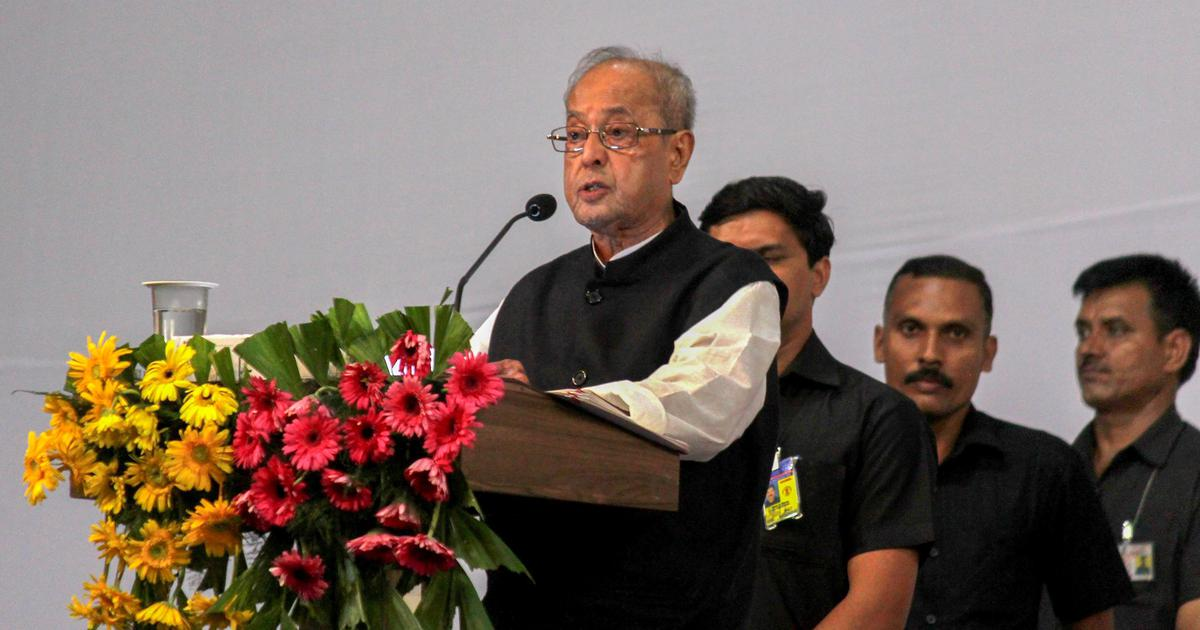 'This is what I was fearing': Pranab Mukherjee's daughter on morphed photo from RSS event