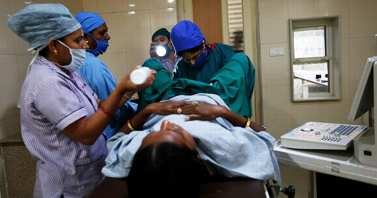 Swelling, bleeding and even death – women who donate their eggs face many medical risks