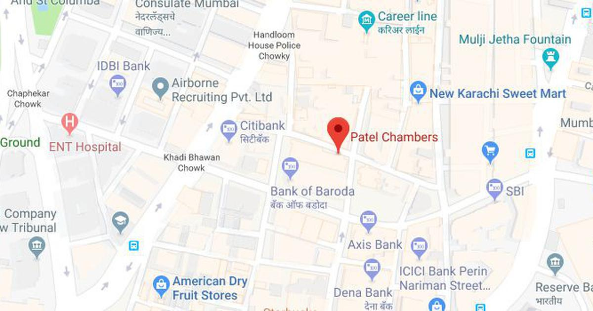 Massive fire breaks out in South Mumbai building, two firefighters injured