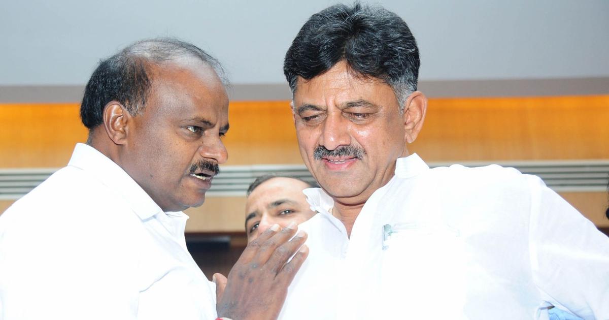 Karnataka: Cabinet portfolios assigned, Kumaraswamy keeps 11 ministries for himself