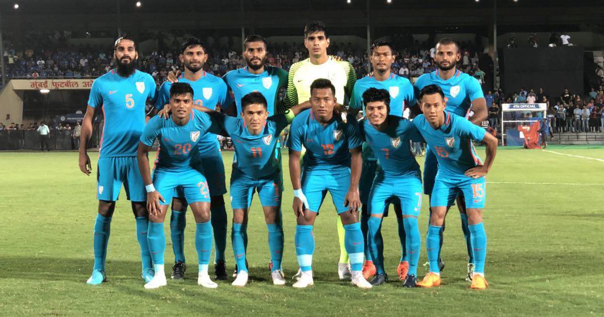 Sunil Chhetri stars again as India beat Kenya 2-0 to lift Intercontinental Cup in Mumbai