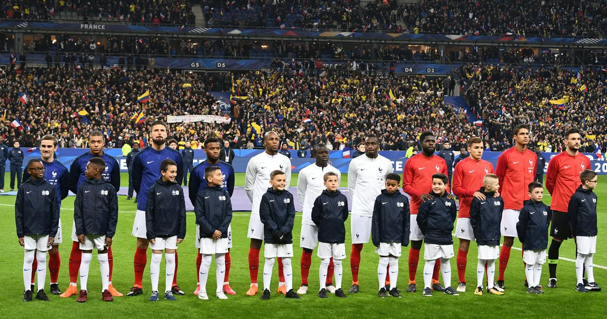 Fifa World Cup: Football teams who sing their national anthems with passion likely to perform better