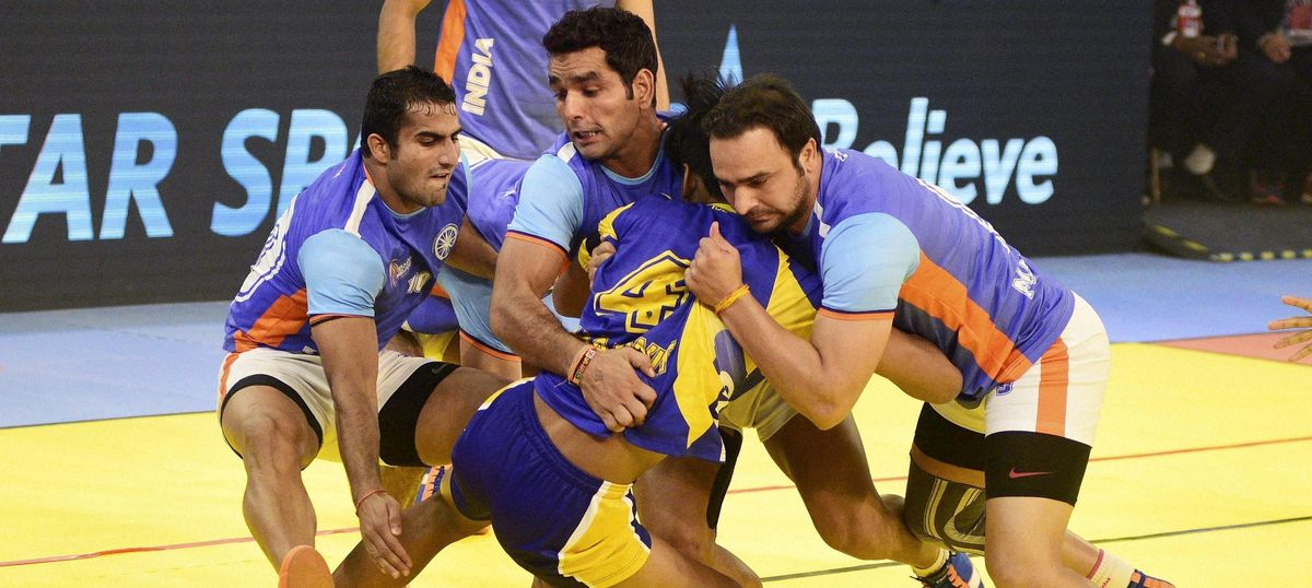 Kabaddi: Arch rivals India and Pakistan set to lock horns in six-nation event in Dubai