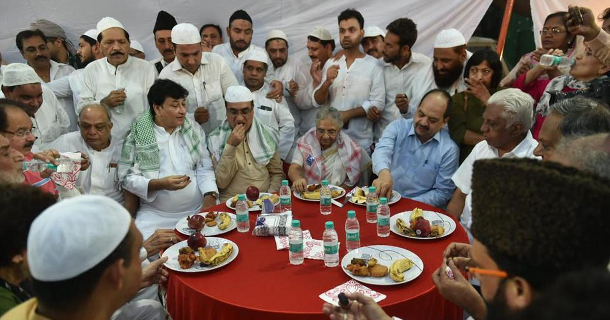 Let's get over the idea that true secularism lies beyond iftar parties and Hindus in skull caps