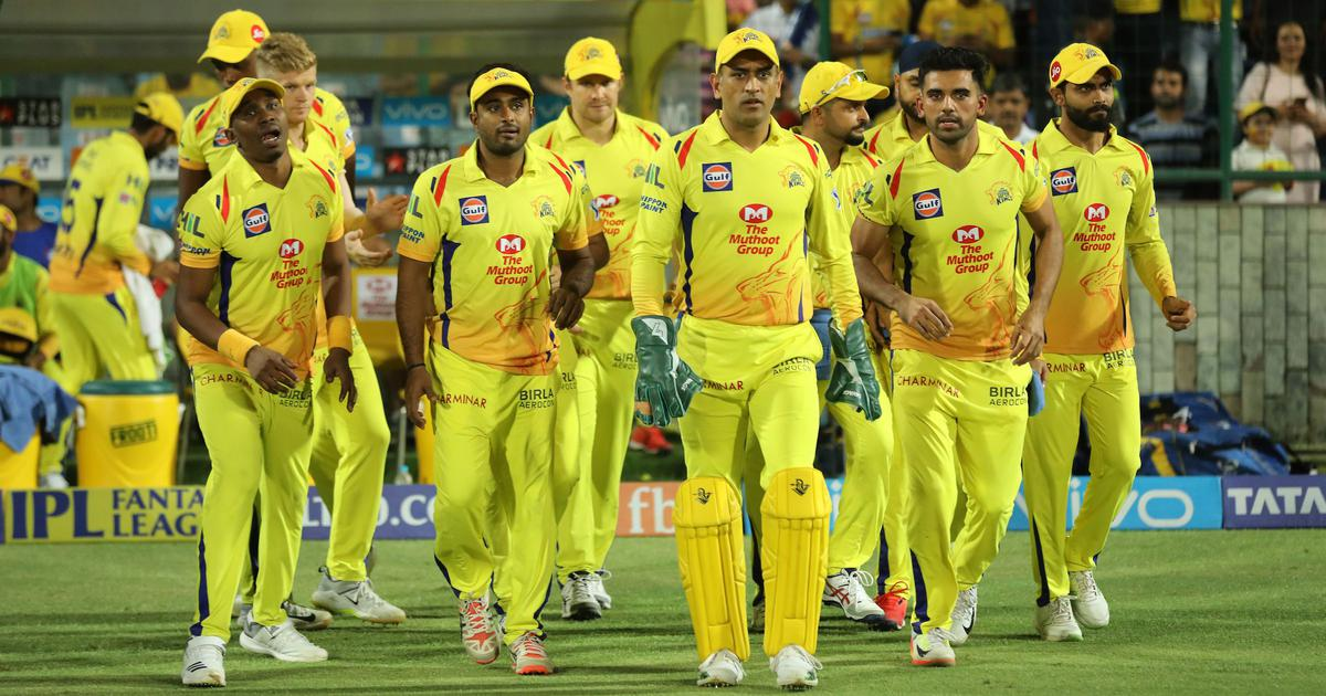 Chennai Super Kings' team meeting before IPL final lasted hardly five  seconds, says MS Dhoni