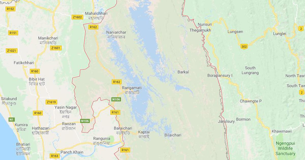 Bangladesh: At least 12 killed in landslides in Rangamati, Cox's Bazar districts