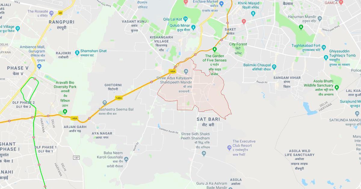 Delhi: Crime Branch takes over Chhatarpur encounter case from district police