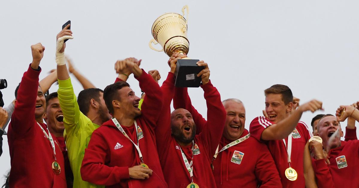 The other football World Cup: The CONIFA community continues to grow and is here to stay