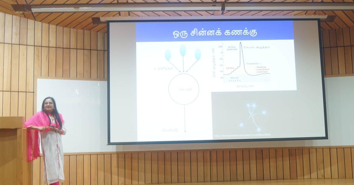 Scientists in Bengaluru have joined hands to expand the science vocabulary of Tamil and Kannada
