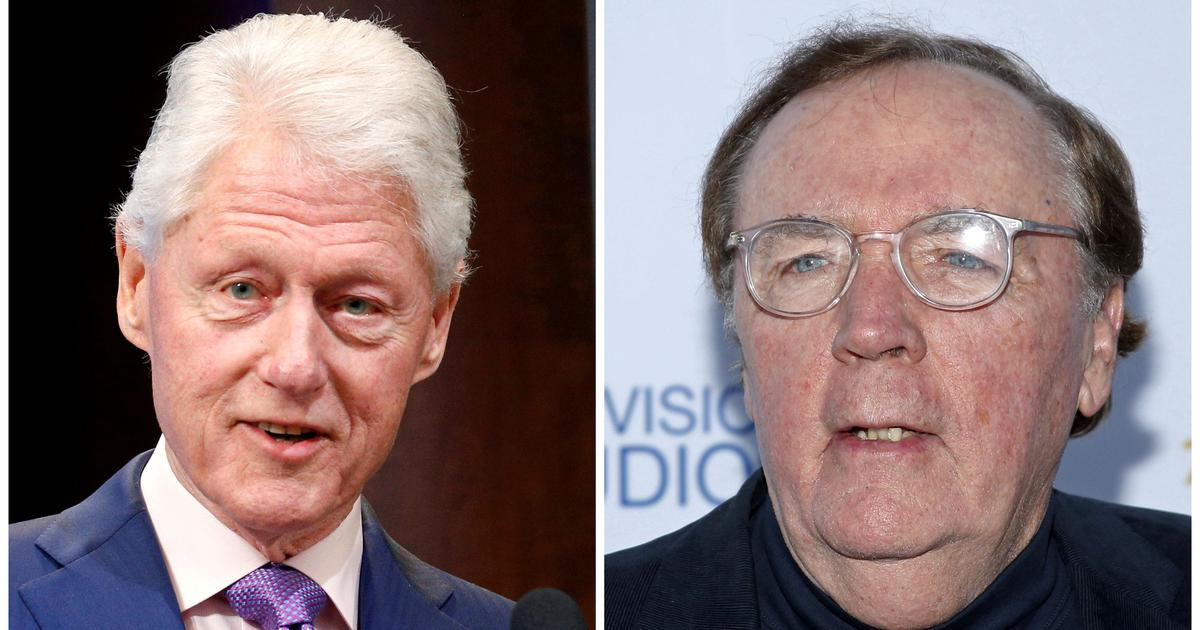 'The President is Missing': What Bill Clinton writes when he (co-)writes a thriller