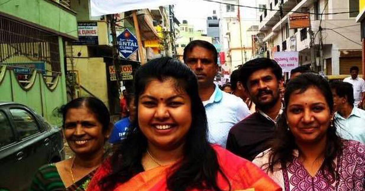 Karnataka: Congress candidate Sowmya Reddy wins Jayanagar Assembly seat