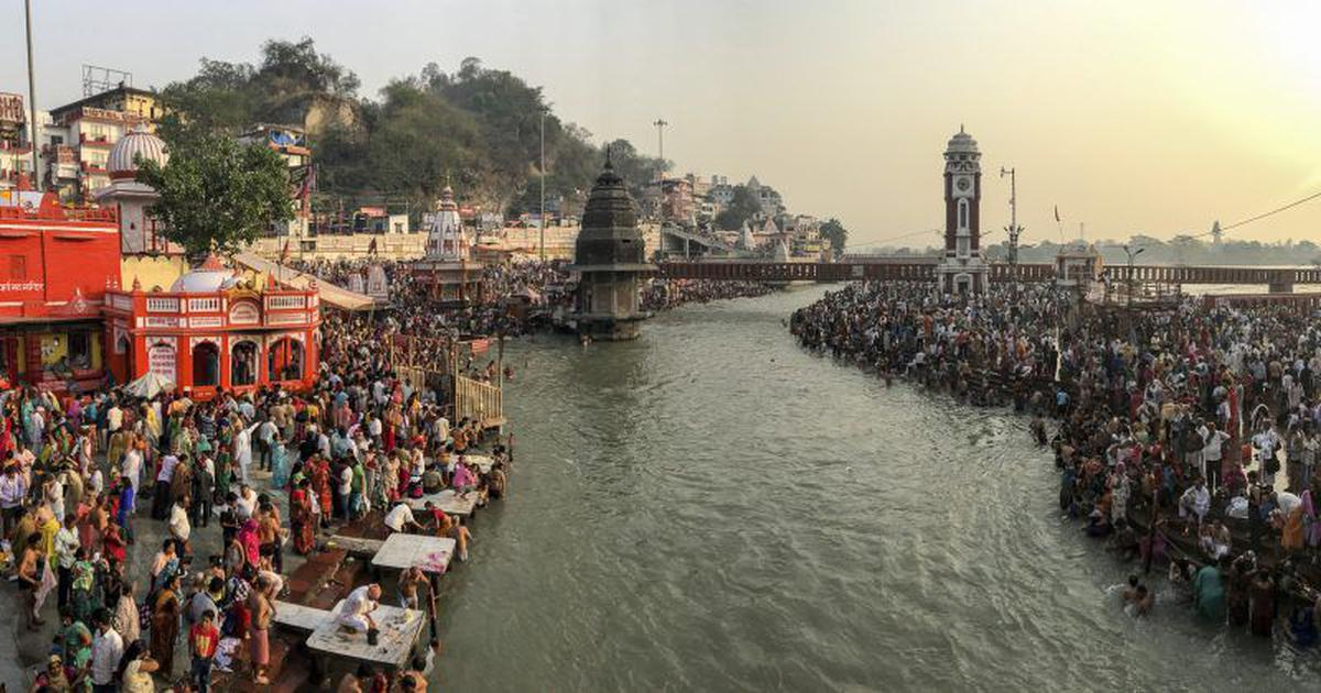 Ganga Dussehra: Every year, millions gather to worship the holy river – but who's going to save it?