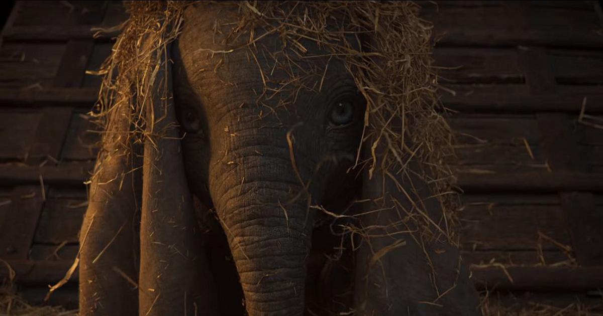 'Dumbo' trailer: Disney's big-eared elephant takes flight