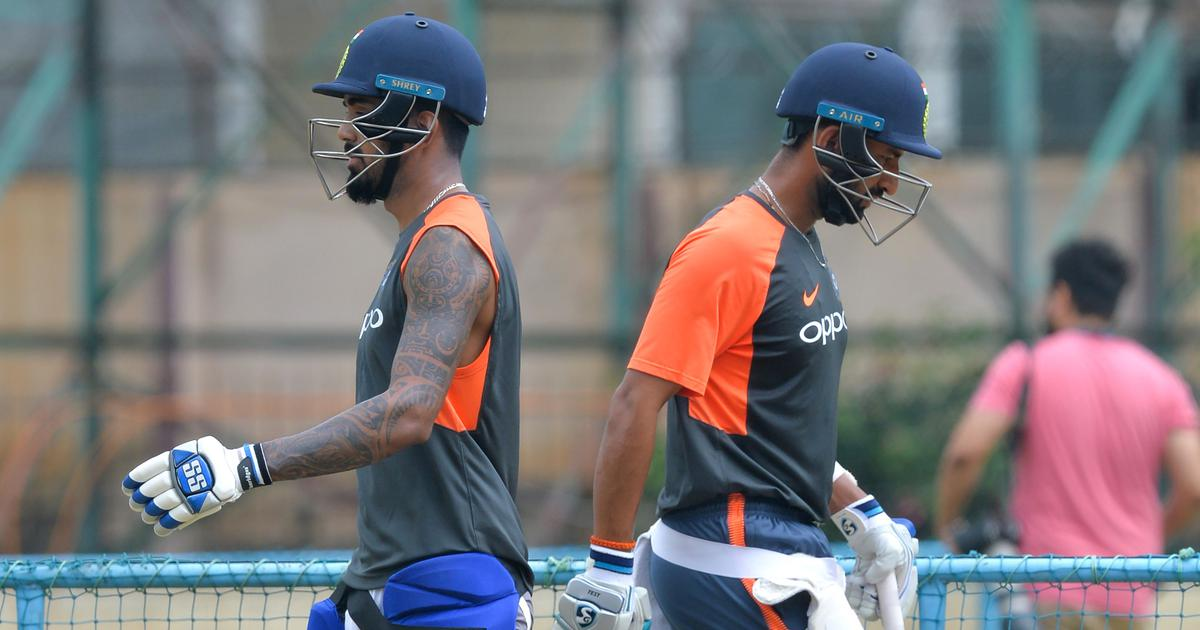 Sans Kohli, India's batting order is vulnerable enough to be exploited by Afghanistan