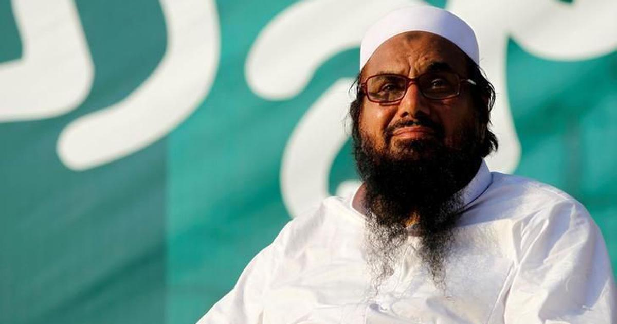 Pakistan's Election Commission again refuses to register Hafiz Saeed's political party