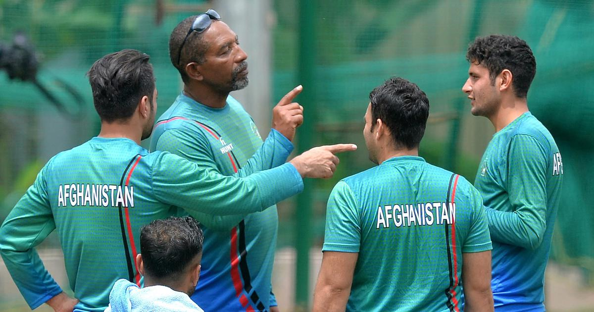 Spotlight on Rashid has helped others to prepare well for India Test, says Afghanistan coach Simmons