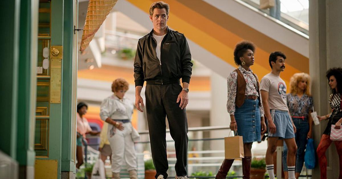 Chris Pine makes a comeback in 'Wonder Woman 1984'