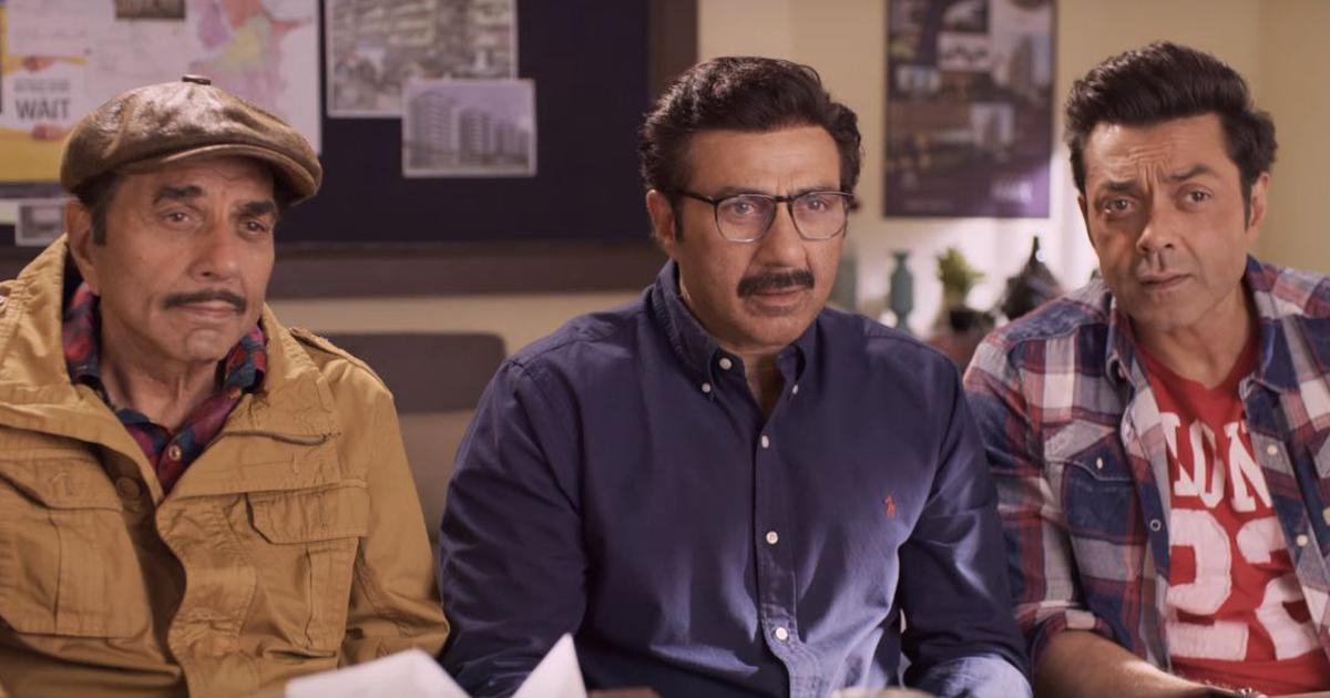 'Yamla Pagla Deewana: Phir Se' teaser: The Deols strike a third time