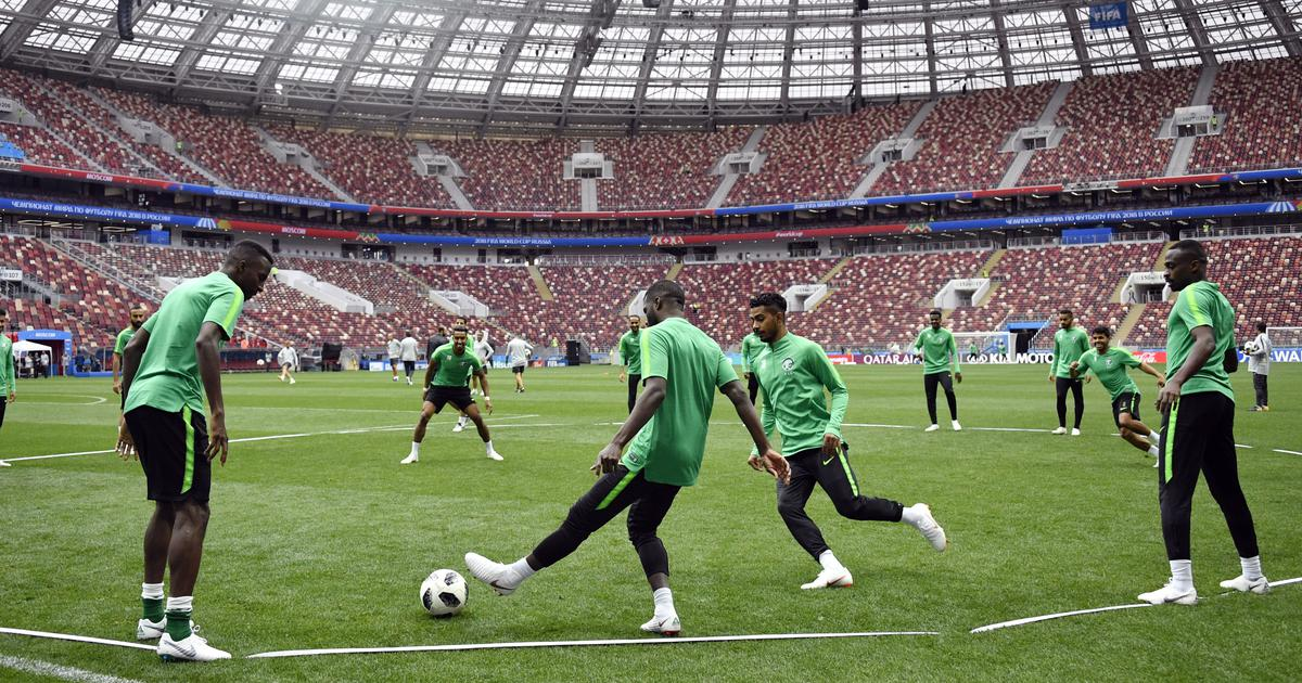 Fifa World Cup: Russia have point to prove in opener against Saudi Arabia