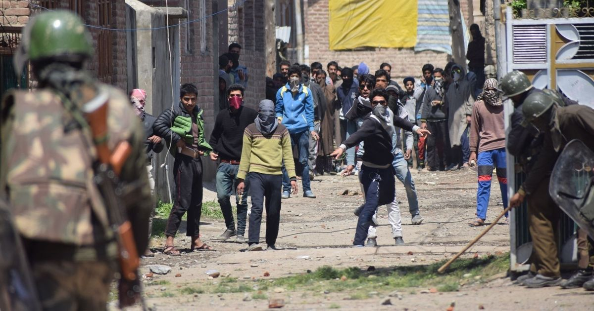 India rejects UN's first report on alleged human rights violations in Kashmir, calls it fallacious