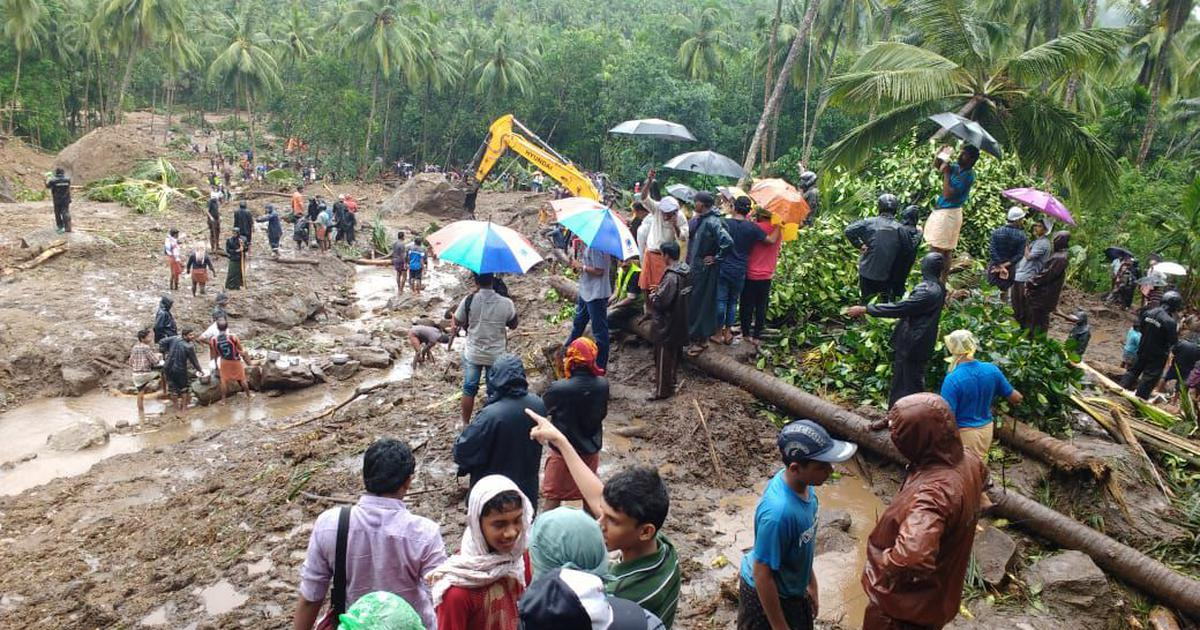 Why landslides continue to wreak havoc in Kerala during the monsoon