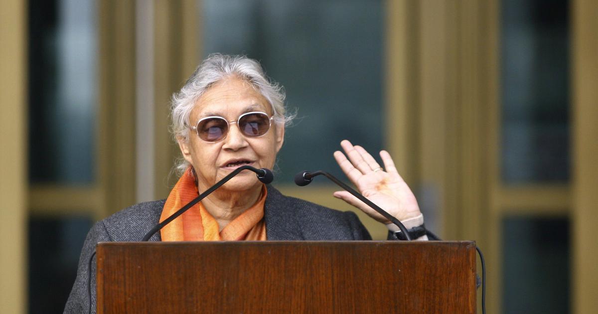 Former Delhi CM Sheila Dikshit says Arvind Kejriwal's strike is 'an excuse not to work'