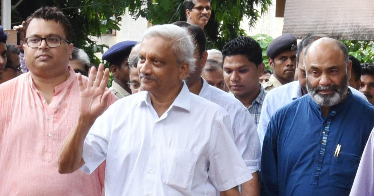 Manohar Parrikar is back in Goa and his government can breathe easy (but he has his work cut out)