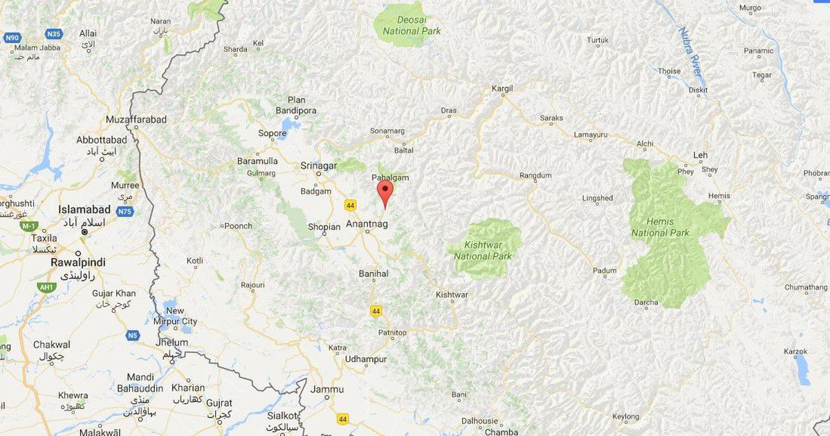 J&K: Protestor dies of injuries after civilians clash with security forces in Anantnag
