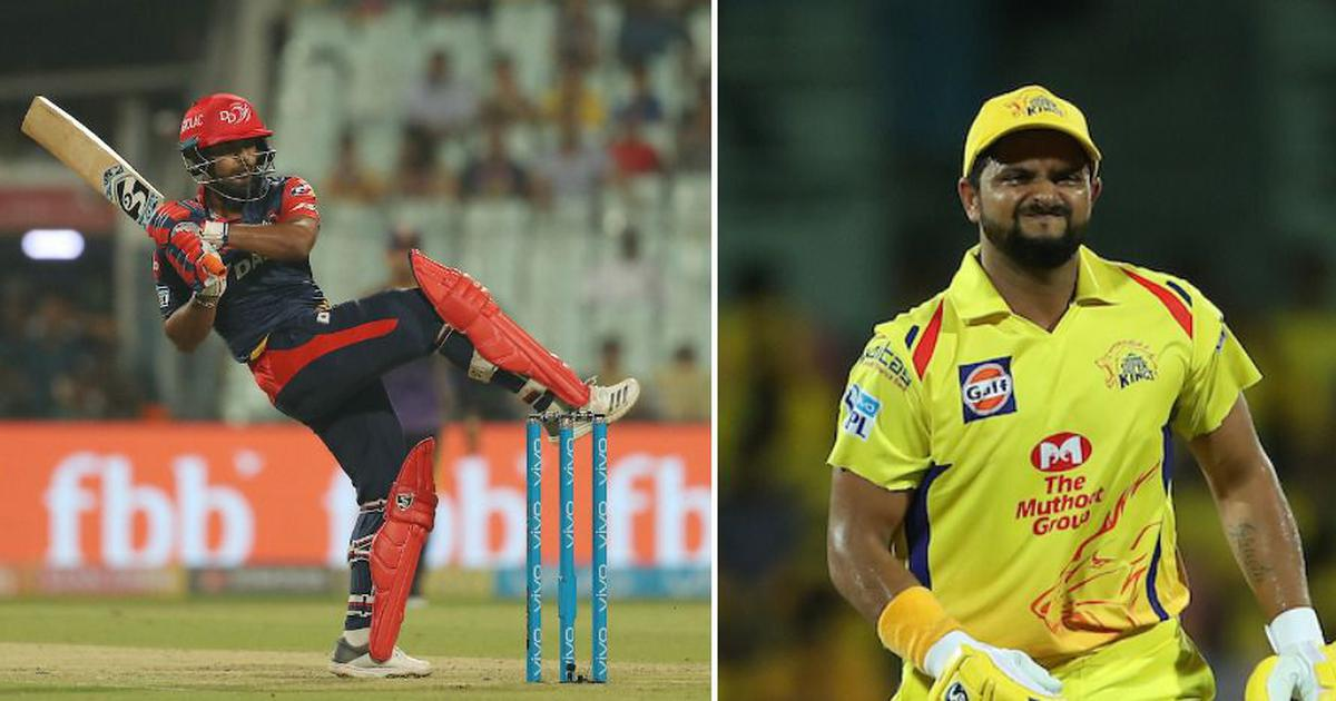 Pant, Krunal, Raina and Pandey on standby as replacement for Rayudu during England tour: Report